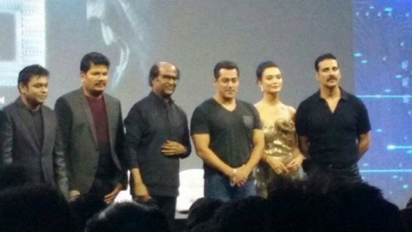 Prabhudeva draws comparison between Salman and Rajinikanth