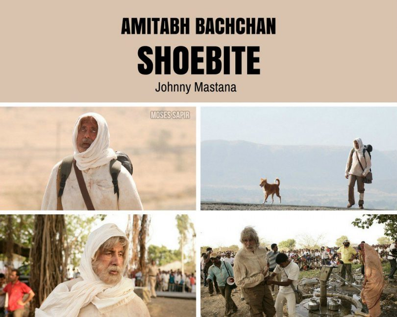 Amitabh Bachchan encourages UTV and Disney to release 'Shoebite'