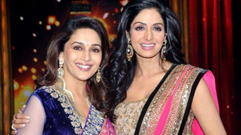 Madhuri Dixit to replace Sridevi in Abhishek Varman's next film