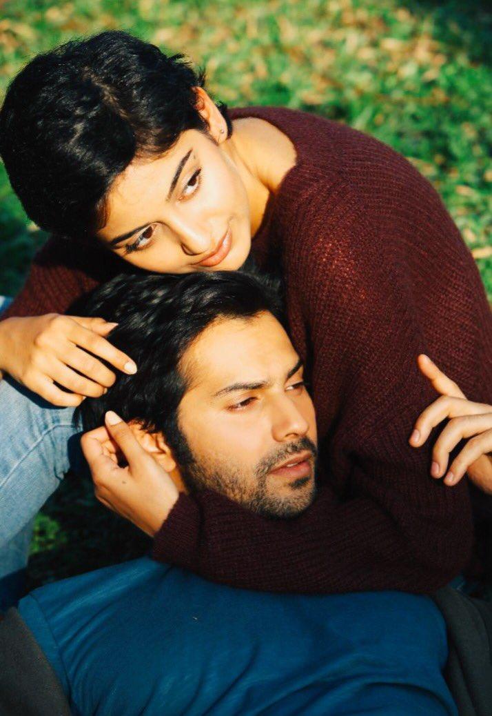 Varun Dhawan shares character poster from 'October' of him and Banita Sandhu