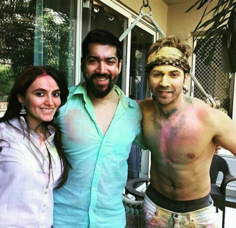 Varun Dhawan's nephew to arrive from Rohit Dhawan and Jaanvi Desai in sometime