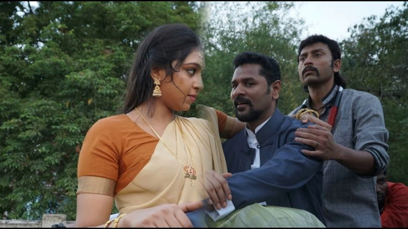 Yung Mung Sung movie review: Prabhudeva is in for some kicks