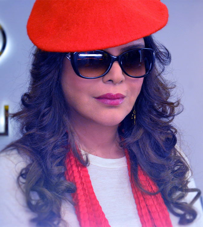 Zeenat Aman filed a rape complaint against Mumbai Businessman