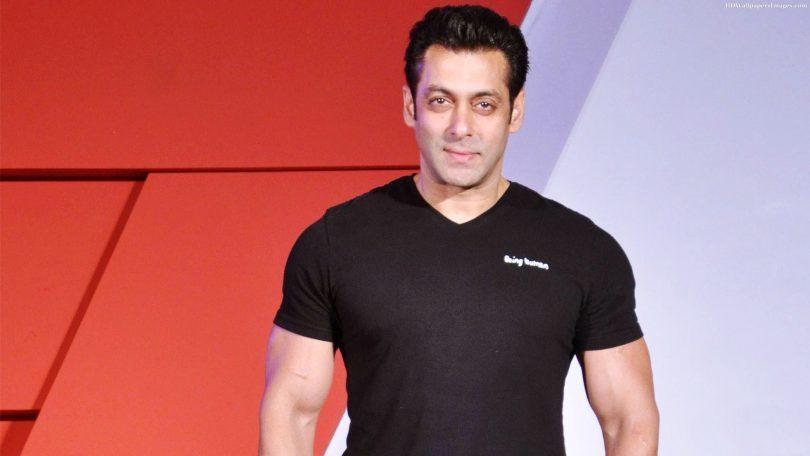Salman Khan thanks fans for support on Twitter