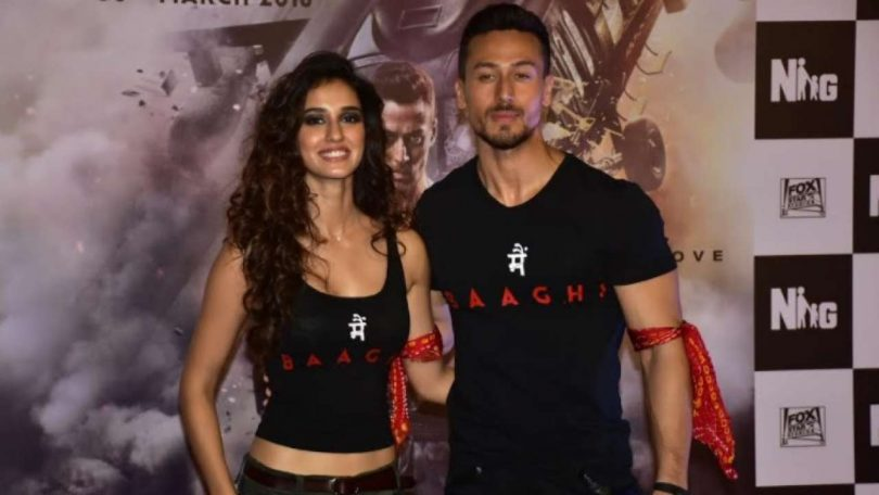 Tiger Shroff and Disha Patani's upcoming projects