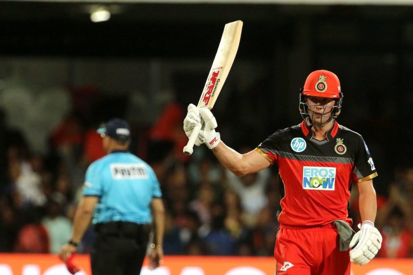 IPL 2018: De Villiers hunts Unlucky Kings XI Punjab, RCB win by 5 Wickets