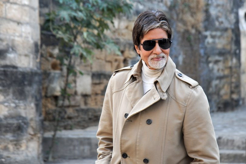Amitabh Bachchan is all praise for Irrfan Khan starrer 'Blackmail'