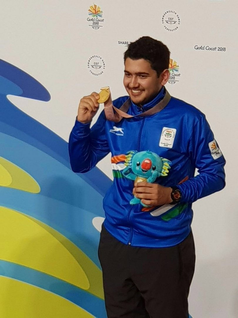 CWG 2018: Anish Bhanwala becomes India's youngest champion, wins gold in 25m Rapid Fire Pistol
