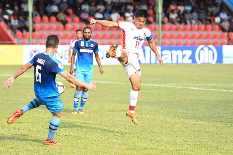 AFC Cup 2018 Highlights: New Radiant vs Bengaluru FC, Ashfaq Ali doubles hunts Bengaluru