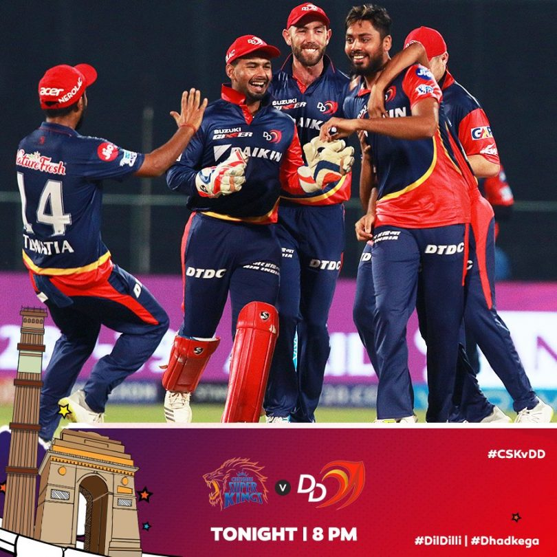 IPL 2018: Delhi Daredevils vs Chennai Super Kings Match Preview: CSK aims to set back against DD