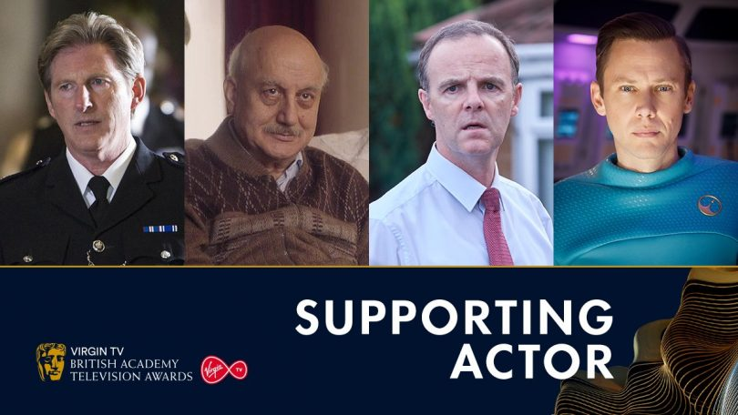 Anupam Kher nominated for Television BAFTA for The Boy with The Top knot