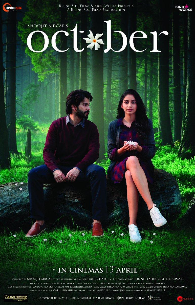 October movie: Watch Banita Sandhu go bald for challenging role