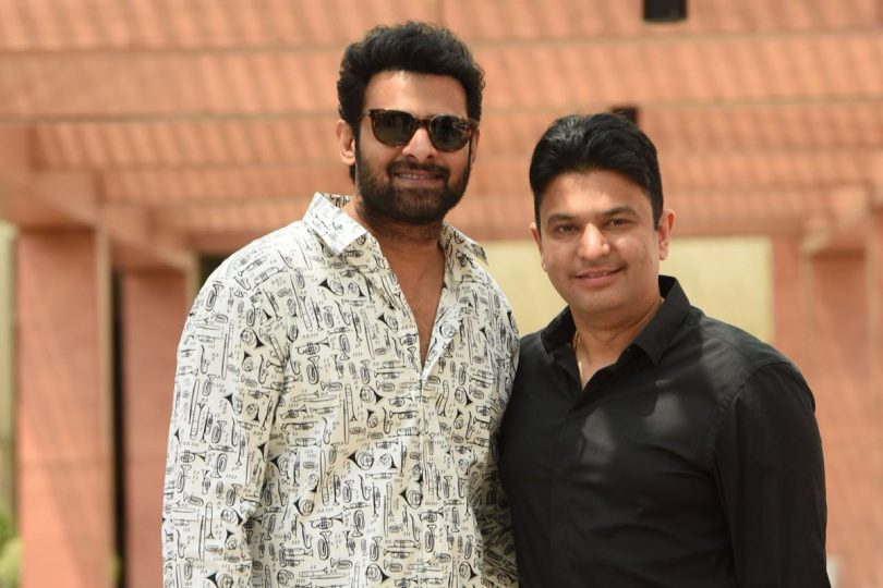 Saaho movie: Bhushan Kumar joins support for the movie with Prabhas and UV creations
