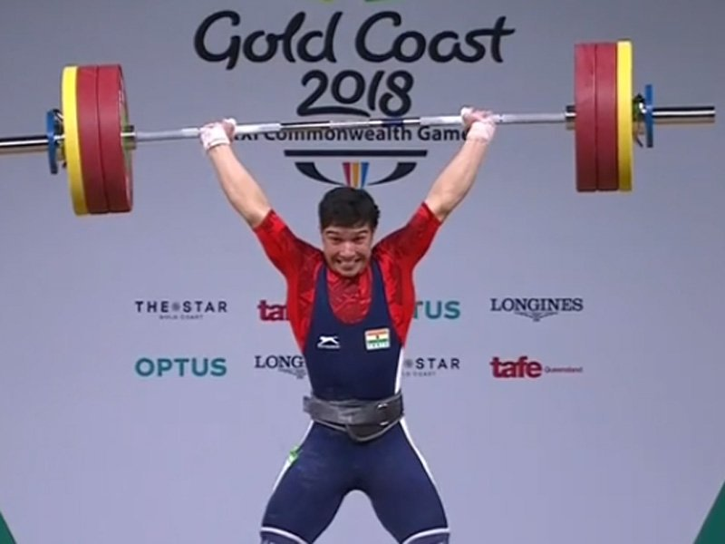 CWG 2018: Deepak Lather wins bronze in weightlifting in men's 69kg category