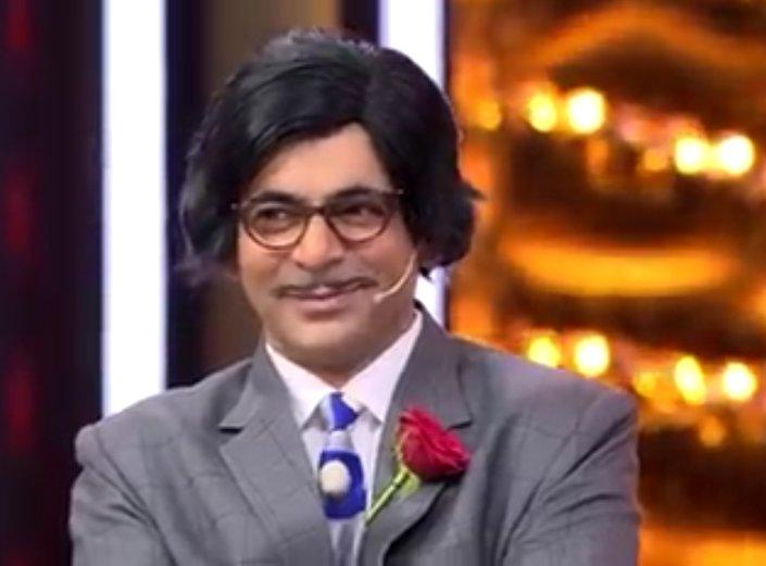 Sunil Grover cast in Vishal Bhardwaj's Chhuriyyan