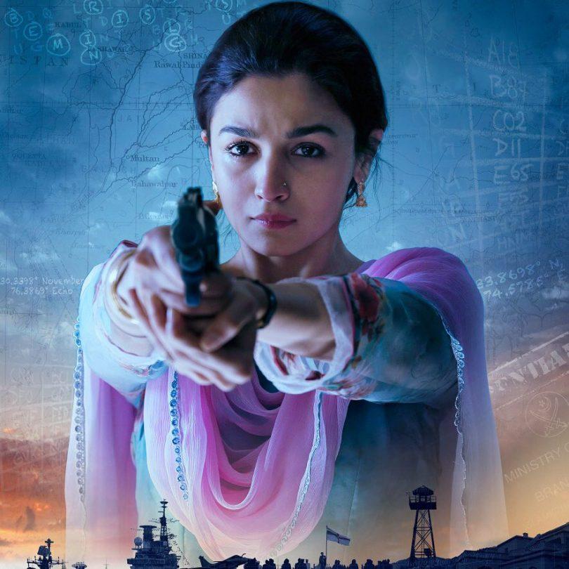 Raazi movie trailer: Alia Bhatt astonishes in the upcoming spy drama