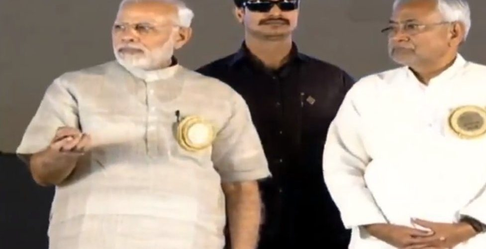 Narendra Modi visits Bihar talks about projects to promote cleanliness