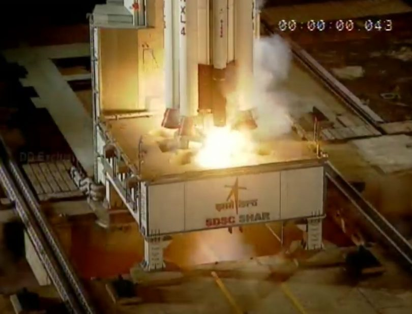 ISRO successfully launches IRNSS-1I