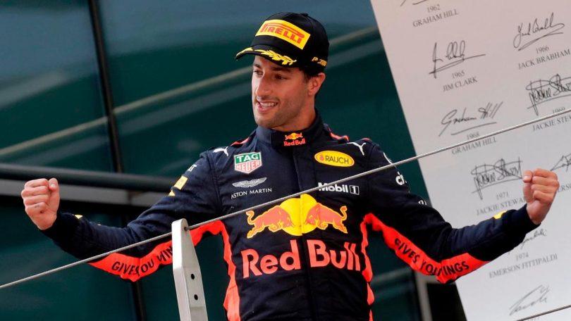Azerbaijan Grand Prix 2018, Formula 1 Preview: Daniel Ricciardo tops Practice 2