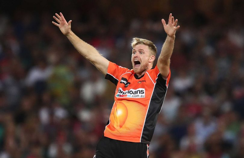 David Willey joined CSK as replacement of Kedhar Jadhav in IPL 2018