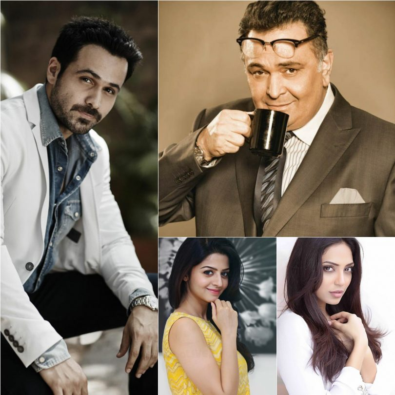 Sobhita Dhulipala and Vedhika to star alongside Emraan Hashmi and Rishi Kapoor in Jeethu Joseph's mystery thriller