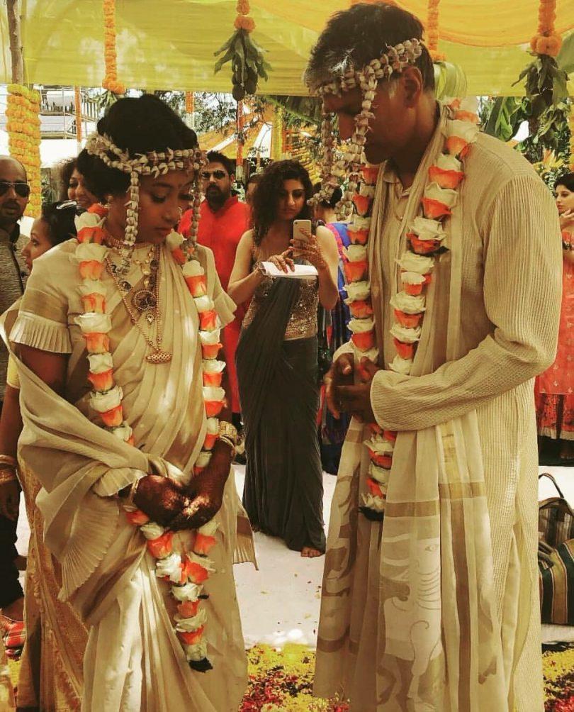 Milind Soman's marries girlfriend Ankita Konwar, see pics