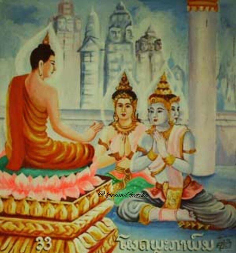 Buddha Purnima, birth anniversary of Gautam Buddha