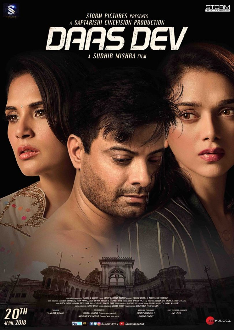 Daas Dev movie review: Richa Chadha shines, but otherwise the adaptation sinks
