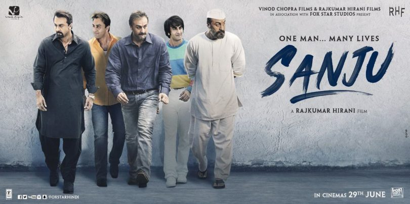 Sanju teaser and poster released, Ranbir Kapoor transforms into Sanjay Dutt