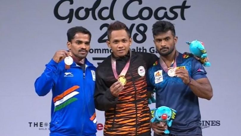 CWG 2018: Gururaja wins first medal in weightlifting, Open India's Account