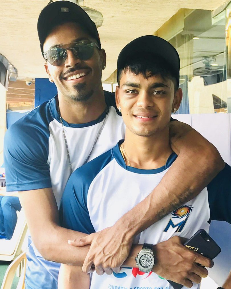 Hardik Pandya says sorry to Ishan Kishan after last night injury