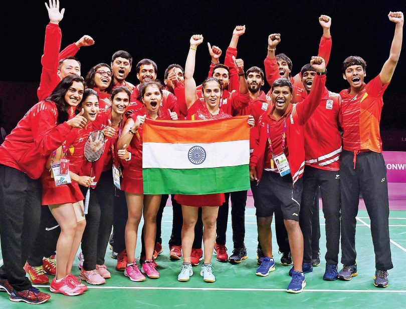 CWG 2018: All Indian Shuttlers qualifies for Round-16