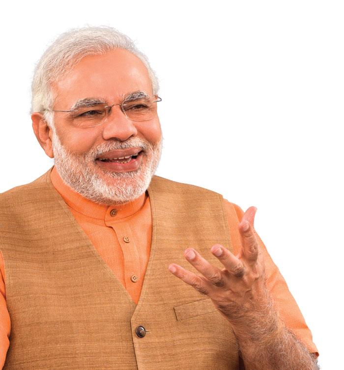 Narendra Modi's fast to protest against the Parliament session disturbances