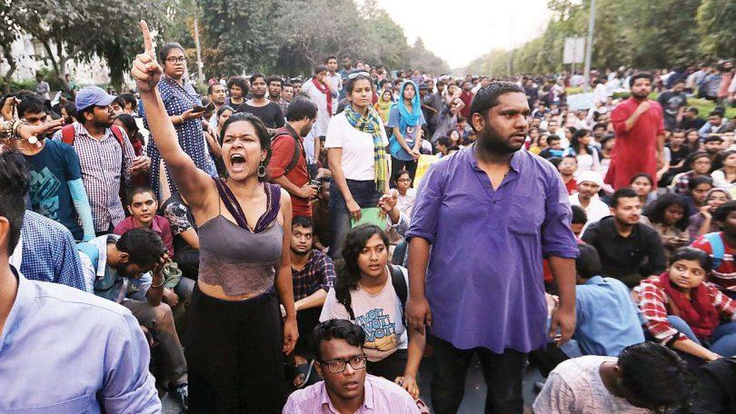 FIR registered against JNU students on Film Screening over Love Jihad