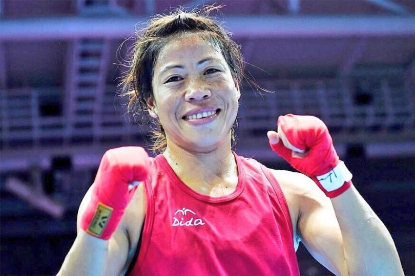 CWG 2018: Mary Kom bagged Gold for India, dominated single handly by 5-0