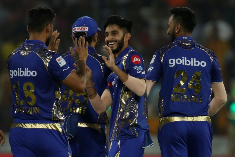 IPL 2018: Mayank Markande gets 10/10 from Rohit Sharma