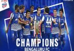 Super Cup Final 2018, Bengaluru FC wins Super Cup 2018: Rahul Behke, Chhetri, Miku strikes