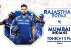 IPL 2018, MI vs RR Match Preview: Mumbai look to notch Royals at home