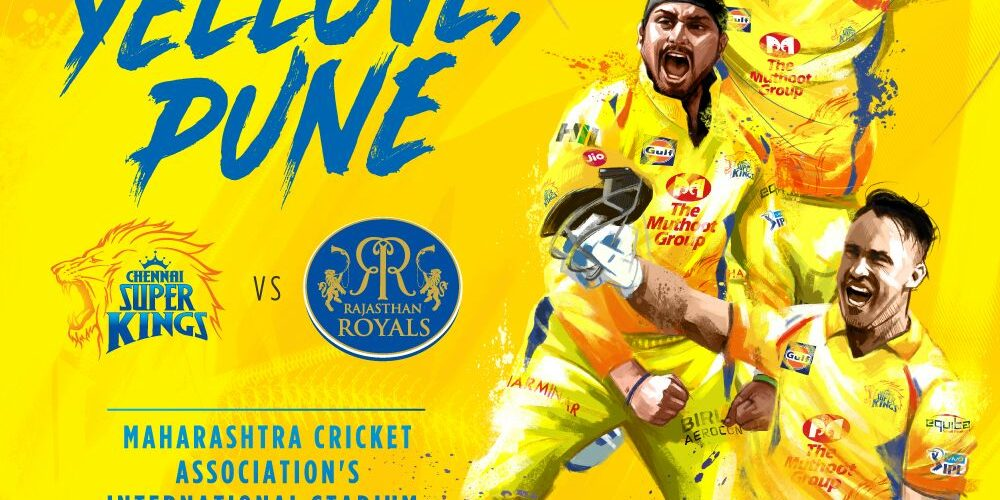 CSK Look to Get Back to Winning Ways Against Royals