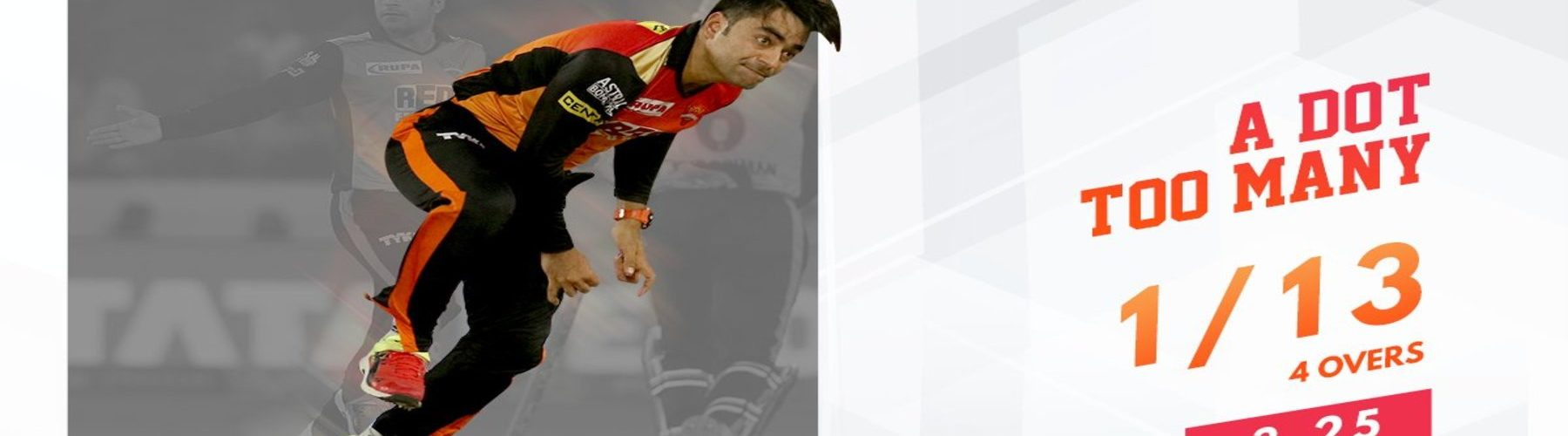 Meet Rashid Khan, who got only 1 wicket and awarded as Man of the Match