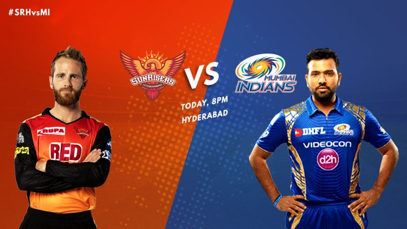Mumbai Indians vs Sunrisers Hyderabad IPL 2018 Match Preview, Confident Hyderabad will face Blue Army