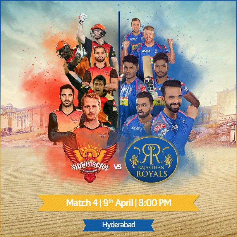 IPL 2018: Rajasthan Royals vs Sunrisers Hyderabad, Match Preview