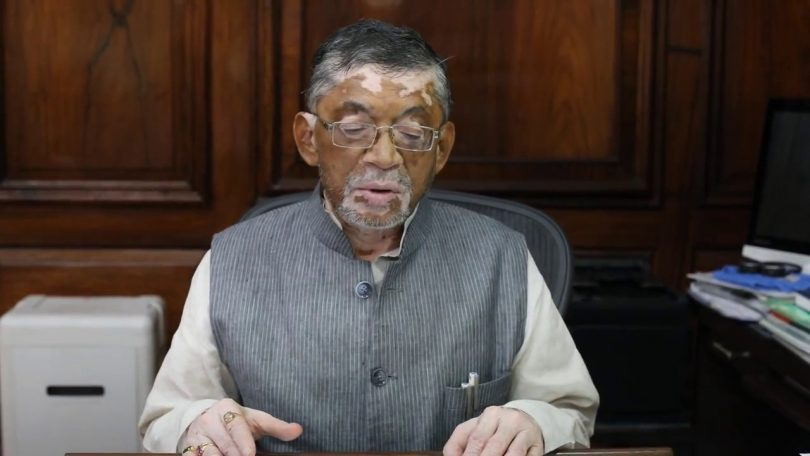 Brouhaha should not be created after one or two rape cases happen in India, says BJP Minister Santosh Gangwar