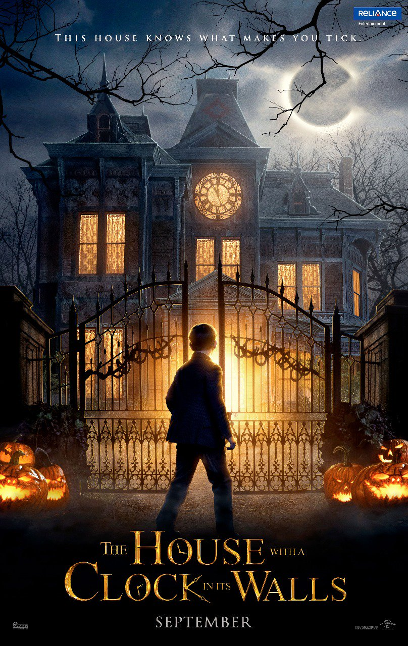 'The House With a Clock in its Walls' to release in India on this date