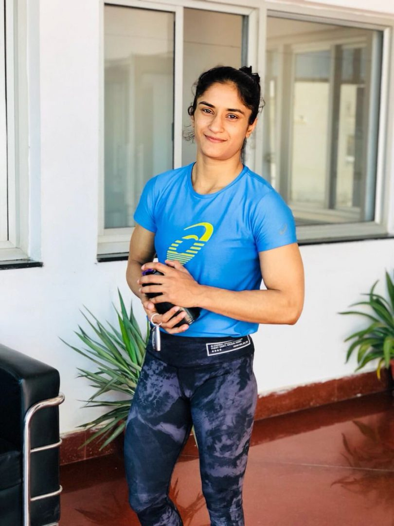 CWG 2018: Vinesh Phogat, Sumit Malik bags Gold, Sakshi Malik wins Bronze