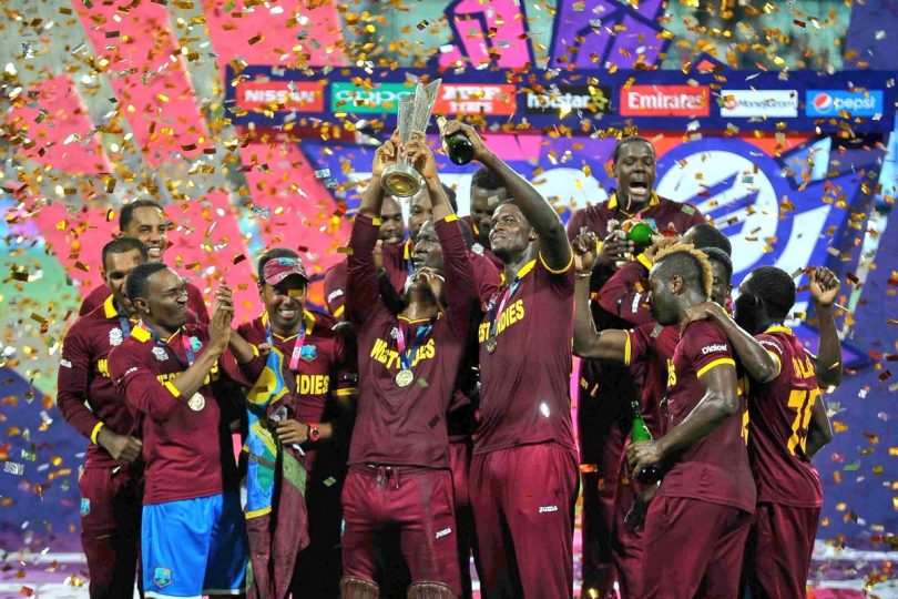 On this day, Carlos Brathwaite roars and West Indies made history