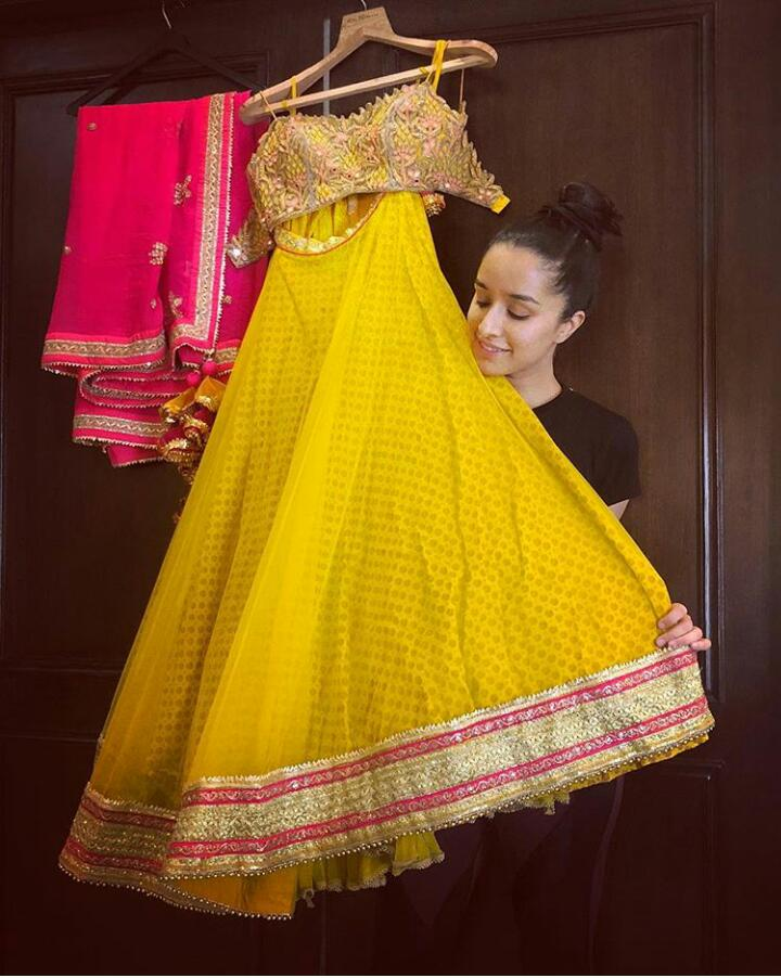 Shraddha Kapoor prepares for 'Biggest Haldi Ceremony' of the year