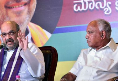 Karnataka Elections 2018- I will win by big margins, says Yeddyurappa