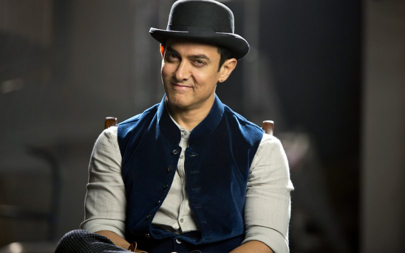 Aamir Khan is inviting people for Shram Daan on Maharashtra Day