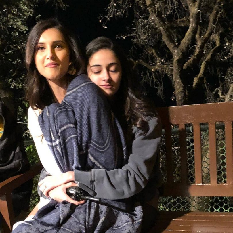 Ananya Panday and Tara Sutaria of 'Student of the Year 2' are BFFing their way into production